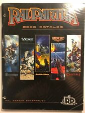 Battletech Ral Partha Catalog 2000 VG