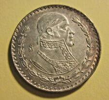Mexico 1 Silver Peso 1963 KM-459