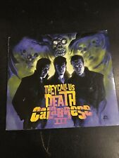 CALABRESE III They Call Us Death RARE CD Spookshow horrorpunk 3 misfits punk LP