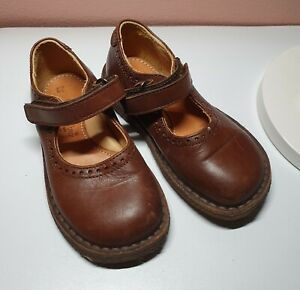 ZECCHINO D'ORO Kids Shoes for Girls Genuine Leather Made in Italy EU23 US7 UK6