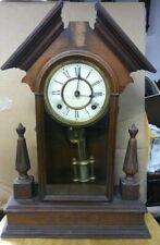 George B. Owen 8 Day Parlor Clock