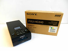 Sony PXUMS240 Professional Mobile Video Storage Unit NEW!