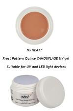 NO HEAT Frost Pattern Quince Make-up Camouflage Cover UV Gel UV & LED, New, 5 ml