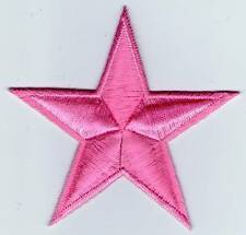 écusson ECUSSON PATCHE THERMOCOLLANT ETOILE ROSE PINK DIMENSIONS 8,5 X 8,5 CM