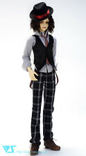 Volks HTDP Kobe Super Dollfie Cool Plaid Pants Set Fits SD13B SDGrB SD16B SD17B