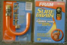 FRAM SURE DRAIN SD-3 TOYOTA`S  Niss ONLY ----you get 2 of them