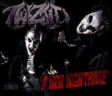 A New Nightmare [Digipak] by Twiztid (CD, 2013)