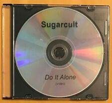 Sugarcult-Do It Alone/2006 V2/Fearless Recs Dvd Pop Rock Promo Music Video