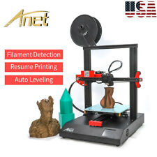Anet ET4 Metal Frame 3D Printer Auto-leveling Resume Print 2.8'' Touch Screen