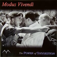 MODUS VIVENDI - THE POWER OF SUGGESTION CD