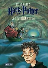 Harry Potter und der Halbblutprinz (Band 6) von J... | Buch | Zustand akzeptabel