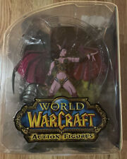 World of Warcraft Amber Lash Action Figure Series 1 Dc Unlimited
