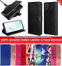 Case Cover For Samsung Galaxy Note 10 & Note 10 Plus 5G Genuine Leather Wallet