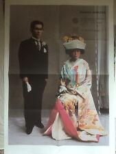 RICHARD HAMILTON, 'Testament' Folded poster/catalogue, Venice Biennale 1993