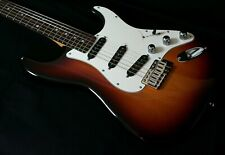 New Chris Campbell Guitars Custom Shop Custom Classic Vintage Sunburst