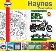 Haynes Service / Repair Manual for Harley Davidson FXRS-SP