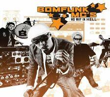 Bomfunk Mc's No way in hell (2004)  [Maxi-CD]