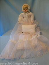 Ashton Drake baby A Joy Forever Cindy Mcclure box Victorian Peace