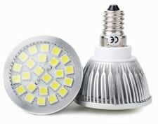 E14 4x1W LED SPOTLIGHT BULB LAMP 4W HIGH POWER SMD DAY COOL WHITE CE RoHS LS 6