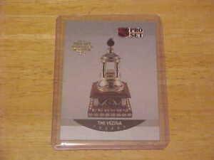 Vezina Trophy-Patrick Roy 2020-21 Pro Set Memories BUYBACK 4/5  Canadiens