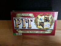 Classic Pit Corner The Market Card Game w/ Bell & Turn Of Century Art - Sealed!