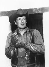 Peter Breck - The Big Valley (1969)   - 8 1/2 x 11