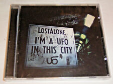 CD - Lostalone I´m a UFO in this City - Sealed Neu OVP - S 6
