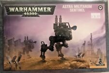 Warhammer 40K Dark Imperium Astra Militarum SENTINEL Imperial Guard Walker, NEW