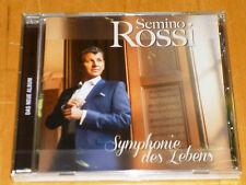 Semino Rossi - Symphonie des Lebens  / 15 Track CD Album wie Neu