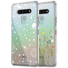 LG Stylo 6 Case, Anti-Scratch Clear Case + Tempered Glass Screen Protector