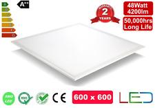 48 W LED Luz de panel de techo de 600 X 600 Blanco 4200 LM 6000-6500k