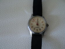 Vintage Ladies NSA Hand Winding 17 Jewels Watch Working But is Going Fast