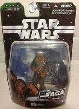 figurine star wars chewbacca saga collection N°005 Bd film movie jeux video game