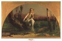 ARTHUR HUGHES ~ OPHELIA 24x36 FINE ART POSTER NEW/ROLLED!