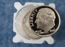 1995-S Roosevelt Dime DCAM Clad Proof lot of 20 Coins E0470