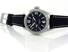 GLYCINE INCURSORE SWISS MADE AUTOMATIC 200m SAPPHIRE 46mm LEATHER 3873-19-LB9B