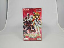 Yugioh 1st Edition Duelist Pack Jaden Yuki 3 30ct. Booster Box Factory Sealed