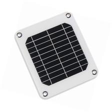 NUZAMAS Poartable 5W Solar Panel 5V USB Phone IPHONE Charger Battery Free 4 Allo