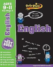 Gold Stars English Ages 9-11 Key Stage 2 by Parragon Books Ltd (Mixed media product, 2014)
