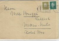 German Postal History Stamps Cover Ref: R4645