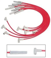 MSD Ignition 31779 Spark Plug Wires Big Block Chevy Internal Coil HEI Red