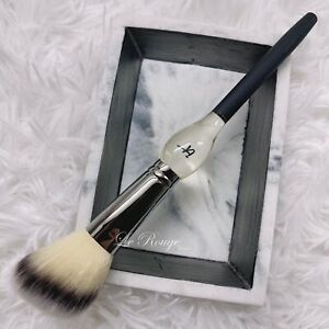 IT Cosmetics Heavenly Luxe French Boutique Blush Brush #4 angled contour brush
