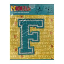 Fashion Assorted Letters F Patch With Reusable Adhesive 52385656 - New