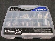 Yamaha YZ125 2015 SUPERLITE Titanium complete chassis,engine,plastics bolt kit