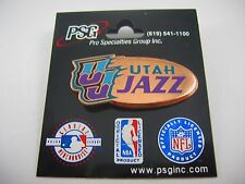 Collectible Lapel Pin: NBA UJ Utah Jazz