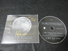 Milk And Honey Band Boy from The Moon Promo CD Single Signed Andy Partridge XTC
