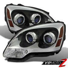 "2007-2011 GMC Acadia ""DIRECT FACTORY REPLACEMENT"" Chrome Headlights Assembly"