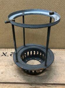Nummern 300X Vapalux Bialaddin Schlitz Untere Käfig Rahmen Gerade Side Glas Lamp