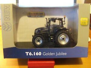 Universal Hobbies UH4272 New Holland T6.160 Golden Jubilee Tractor, 1:32, BNIB