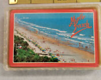 Vintage Myrtle Beach Playing Cards in Plastic Case ~ Ships FREE